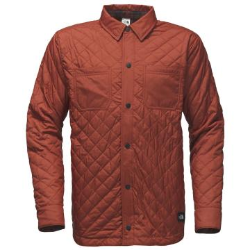 The North Face 2018 Men's Fort Point Insulate Flannel - Brandy Brown