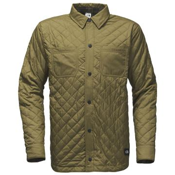 The North Face 2018 Men's Fort Point Insulate Flannel - Military Olive