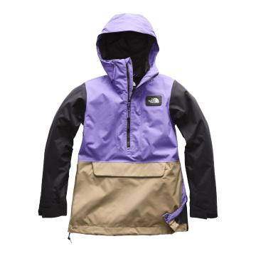 The North Face  Women's Tanager Jacket - Dahlia Purple/TNF Black/Kelp T
