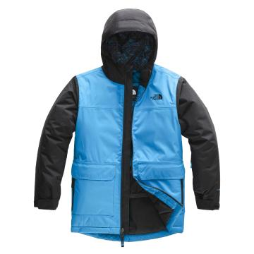 The North Face  Boys Freedom Ins Jkt - Hyper Blue