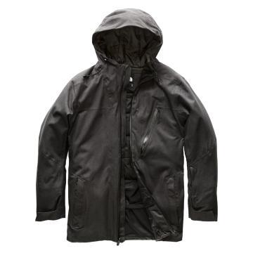 The North Face Mens Descendit Jacket - Tnf Dark Grey Heather
