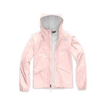 The North Face Girls Zipline Jacket - Pink Salt