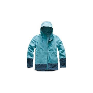 The North Face Women's Apex Flex DryVent Jacket - Storm Blue/Blue Wing Teal