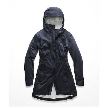 The North Face Women's Allproof Stretch Parka - Urban Navy