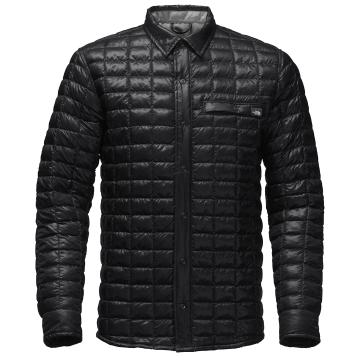 The North Face Mens Reyes Thermoball Shirt Jkt