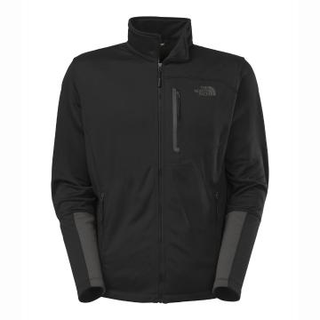 The North Face Men's Canyonlands FZ Jacket - TNF Black