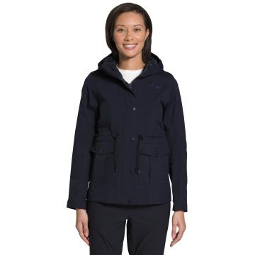The North Face Women's Zoomie Jacket - Aviator Navy