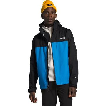 The North Face Men's Venture 2 Jacket - Clear Lake Blue/TNF Black