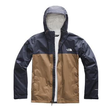 The North Face Men's Venture 2 Jacket - Cargo Khaki/Urban Navy
