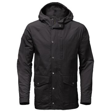 The North Face Mens Wax Canvas Utility Jacket