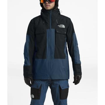 The North Face Men's Balfron Jacket - BluWngTeal/TNFB