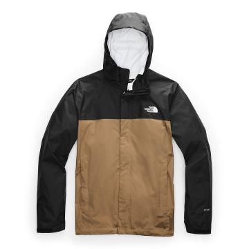 The North Face Men's Venture 2 Jacket - Utility Brown/TNF Black