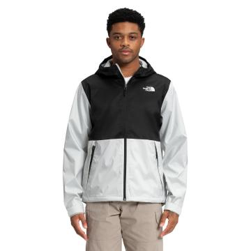 The North Face Men's Millerton Jacket - Tin Grey/TNF Blk