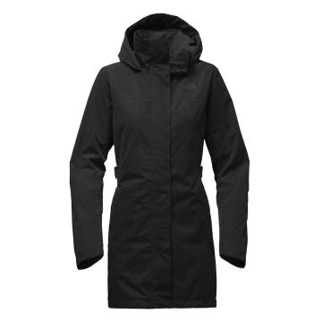The North Face Women's Laney Trench II - TNF Black