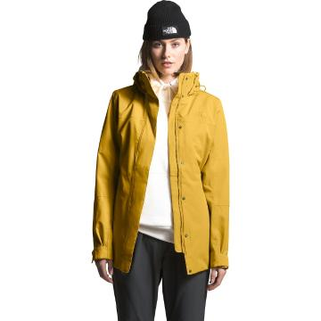 The North Face Women's Westoak City Trench - Bamboo Yellow