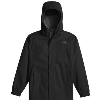 The North Face Boys Resolve Reflective Jacket - TNF Black