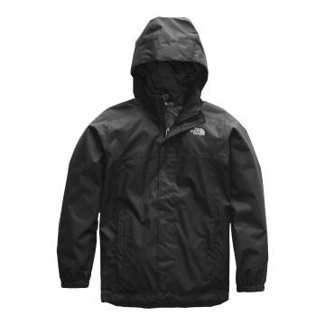 The North Face Boys Resolve Reflective Jacket - TNF Black