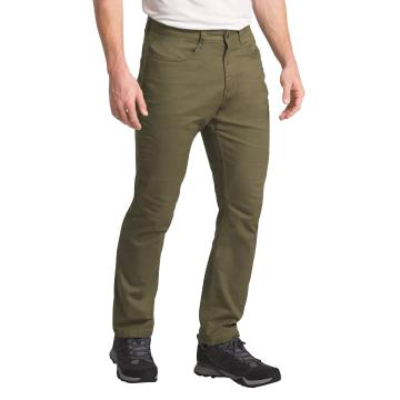 The North Face Men's Motion Pants - Burnt Olive Green