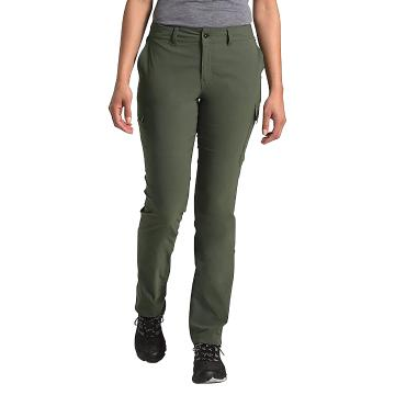 The North Face Women's Wandur Hike Pants - New Taupe Green