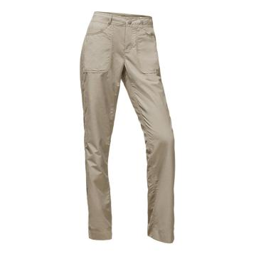 The North Face TNF Women's Horizon 2.0 Pants - Grant/Tan Heather