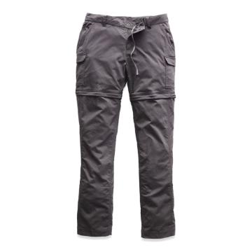 The North Face Women's Paramount 2.0 Conv Pants - Graphite Grey