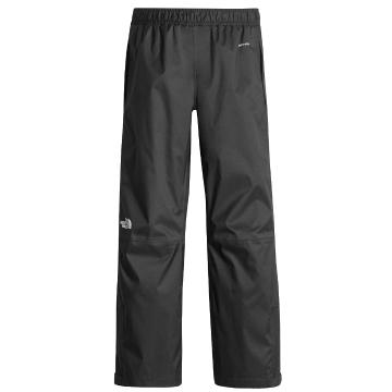 The North Face The North Face Youth Resolve Pants - Black W/Reflective