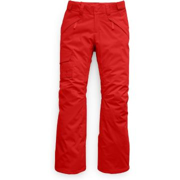 The North Face Women's Freedom Insulated Pants - Fiery Red