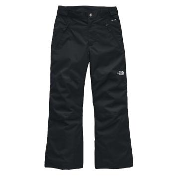 The North Face Boys' Freedom Insulated Pants - TNF Black/TNF Black