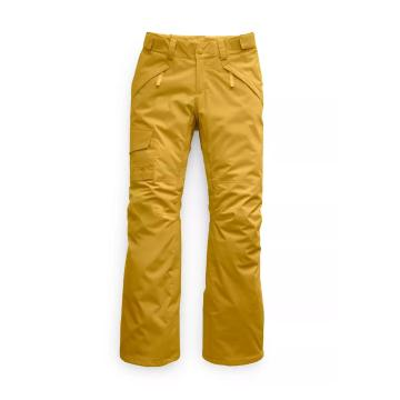 The North Face Women's Freedom Insulated Pants - Golden Spice
