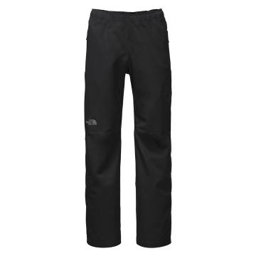 The North Face Men's Venture 2 1/2 Zip Pants - TNF Black