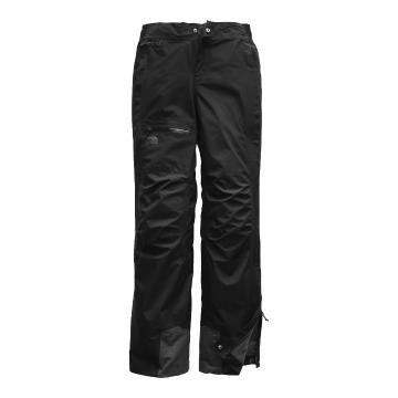 The North Face TNF Women's Dryzzle Full Zip Pant - TNF Black
