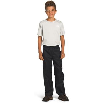 The North Face Boys' Youth Resolve Rain Pants - TNF Black