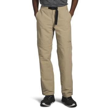 The North Face Men's Paramount Trail Convertible Pants - Twill Beige