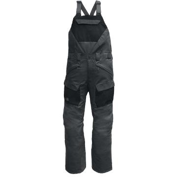 The North Face Men's Freedom Bib - Asphalt Grey/TNF Black