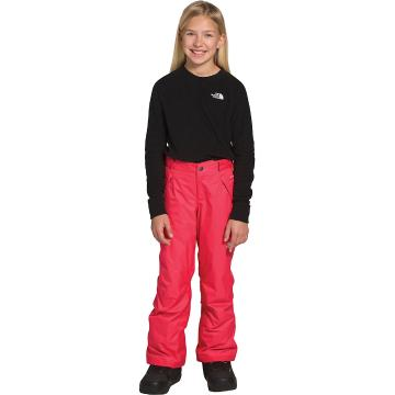 The North Face Girls Freedom Insulated Pants - Paradise Pink
