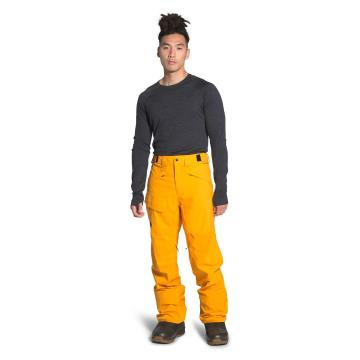 The North Face 2021 Men's Freedom Pants - Summit Gold
