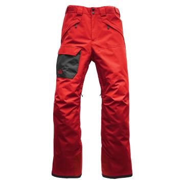The North Face 2018 Men's Freedom Snow Pants - Fiery Red