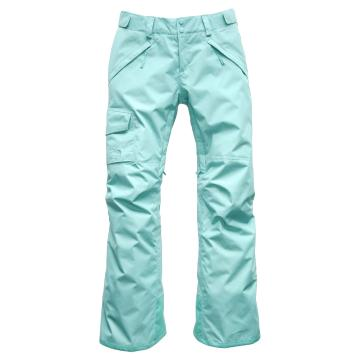 The North Face Women's Freedom Insulated Pants - Transantarctic Blue