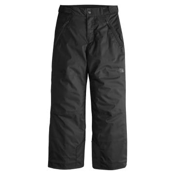The North Face  Boys Freedom Insulated Pants - TNF Black