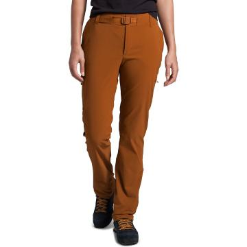 The North Face Women's Paramount Mid-Rise Pant - Caramel Cafe