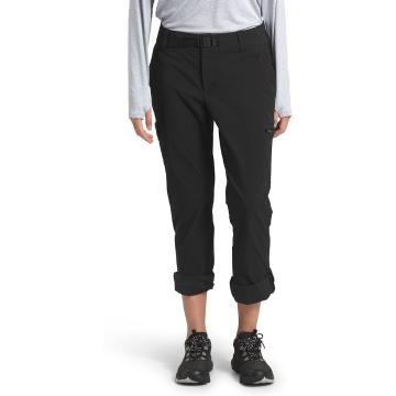The North Face Women's Paramount Mid-Rise Pants - TNF Black