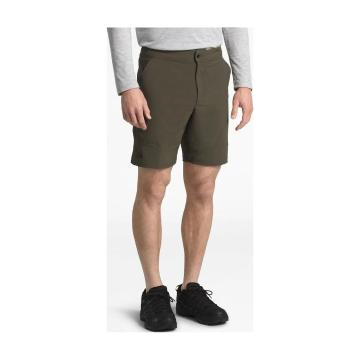 The North Face Men's Paramount Active Shorts - New Taupe Green
