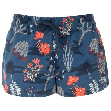 The North Face Women's Class V Short - Blue Wing Teal Joshua Tree