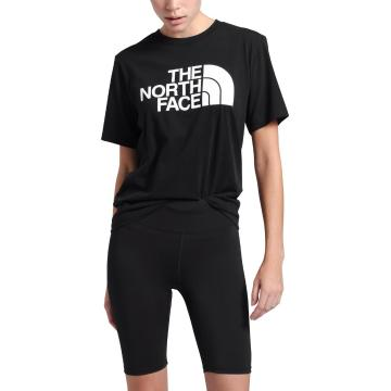 The North Face Women's Short Sleeve Half Dome Cotton Tee