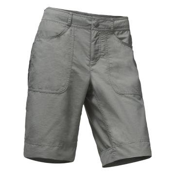 The North Face Women's Horizon 2.0 Roll-Up Shorts - Sedona Sage Grey