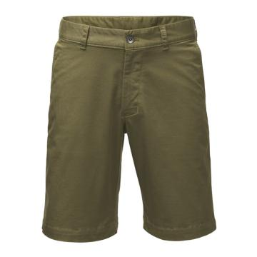 The North Face Men's The Narrows Shorts - Burnt Olive Green