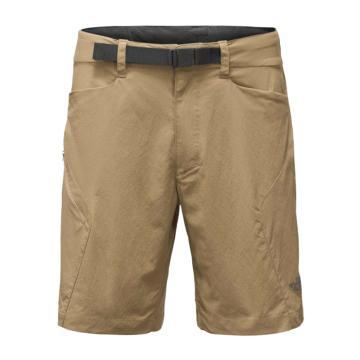 The North Face Men's Straight Paramount 3.0 Shorts - Kelp Tan