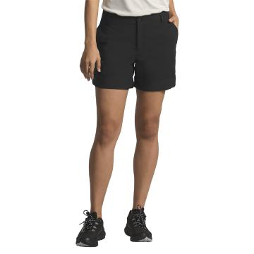 The North Face Women's Wandur Hike Shorts - TNF Black 10