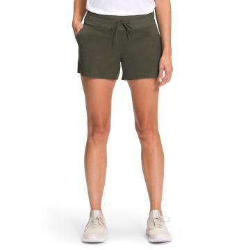 The North Face Women's Aphrodite Motion Shorts - New Taupe Green