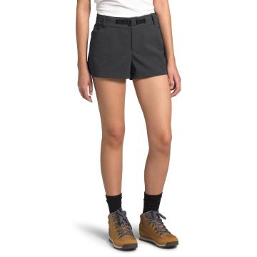 The North Face Women's Paramount Active Shorts - Asphalt Grey